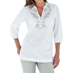 Royal Robbins The Artisan Shirt - 3/4 Sleeve (For Women)