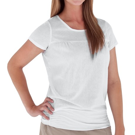 Royal Robbins Briza Shirt - Short Sleeve (For Women)