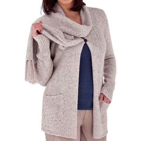 Royal Robbins Helium Scarf Cardigan Sweater (For Women)