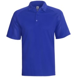 Champion Double Dry Polo Shirt - Short Sleeve (For Men and Women)