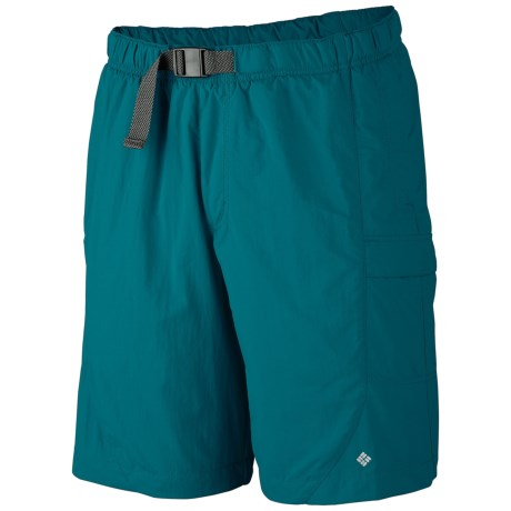 Columbia Sportswear Snake River II Water Shorts - UPF 50, Built-In Mesh Brief (For Men)