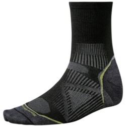 SmartWool 2013 PhD Run Socks - Merino Wool, 3/4 Crew, Ultralight (For Men and Women)