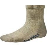 SmartWool Mini Hiking Socks - Merino Wool, Quarter-Crew, Ultralight (For Kids)