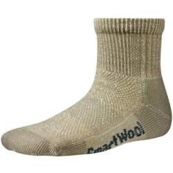SmartWool Mini Hiking Socks - Merino Wool, Quarter-Crew, Ultralight (For Little and Big Kids)