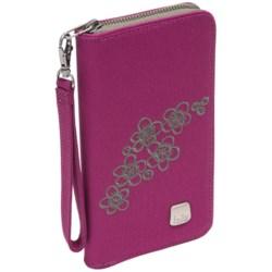 Haiku Zip Wallet 2 - Recycled Materials (For Women)