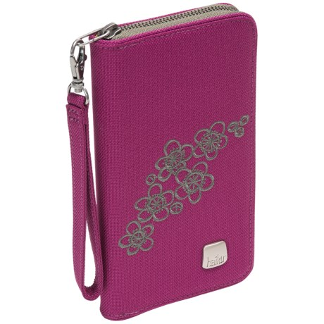 Haiku Zip Wallet 2 - Recycled Materials (For Women)