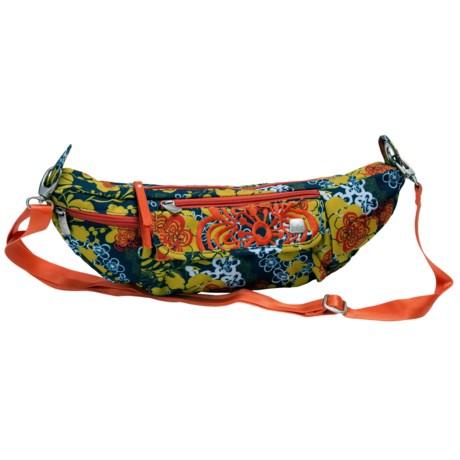 Haiku Sling Bag - Recycled Materials (For Women)