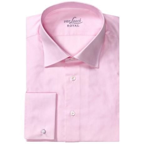 Van Laack Ret Shirt - French Cuffs, Long Sleeve (For Men)