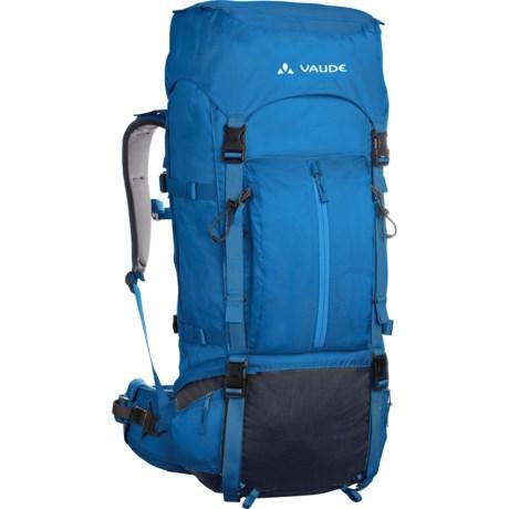 Vaude Terkum I 55+10 Backpack - Internal Frame