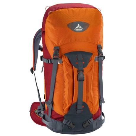 Vaude Expedition Rock 55+10 Backpack - Internal Frame