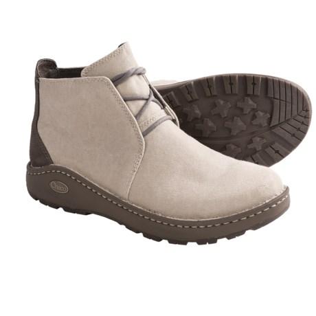 Chaco Otis Canvas Boots (For Men)