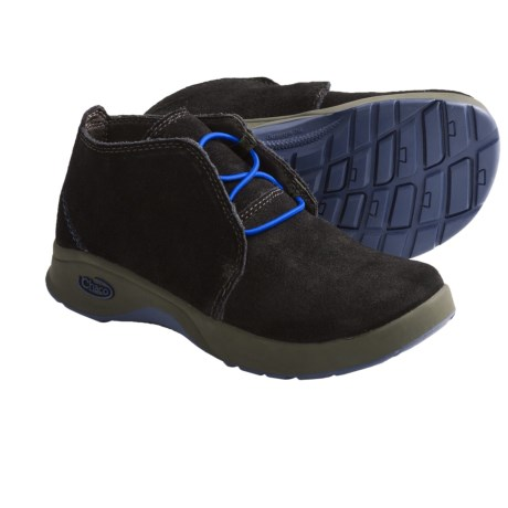 Chaco Otis Ankle Boots - Suede (For Kids)