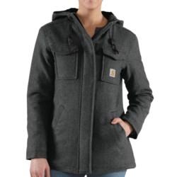 Carhartt Camden Solid Parka - Wool, Insulated (For Women)