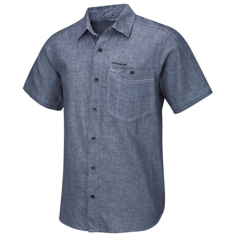 Craghoppers Andres Shirt - Short Sleeve (For Men)