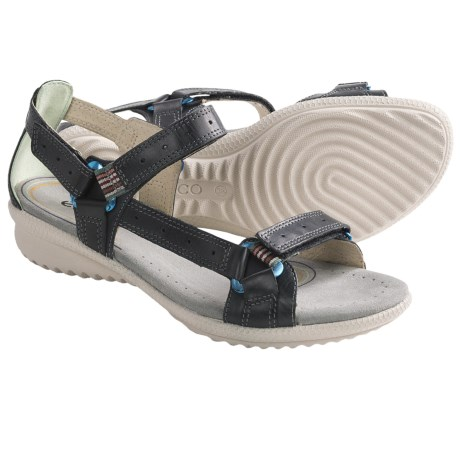 ECCO Hill Move Sandals -Leather (For Women)