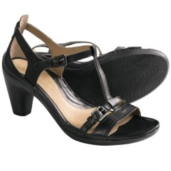 ECCO Sculptured 65 T-Strap Sandals - Leather (For Women)