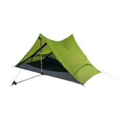 Nemo Meta 2P Tent with Footprint & Pawprint - 2-Person, 3-Season