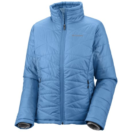 Columbia Sportswear Mighty Lite III Omni-Heat® Jacket - Insulated (For Women)