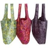 iota Shopper-Style Reusable Bags - Set of 3