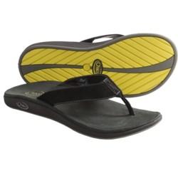 Chaco Kolb Sandals - Leather, Flip-Flops (For Men)
