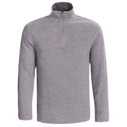 Cotton Knit Shirt - Long Sleeve (For Men)