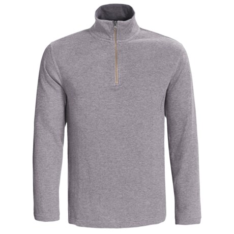 Specially made Cotton Knit Shirt - Long Sleeve (For Men)