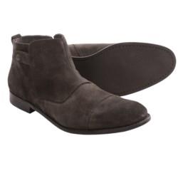 John Varvatos Star USA Buck Zip Boots (For Men)