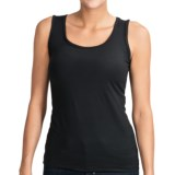 Zena Essentials Stretch Cotton Tank Top  (For Women)