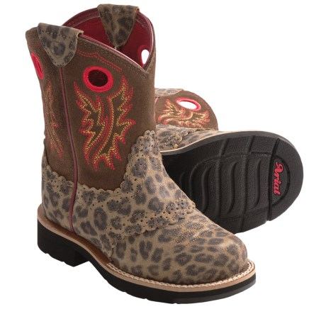 Ariat Fatbaby Cowgirl Cowboy Boots (For Little and Big Girls)