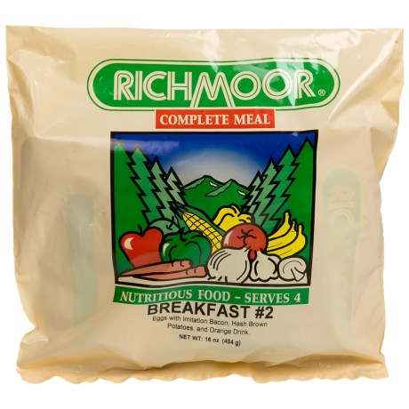 Richmoor Breakfast #2 - 4-Person