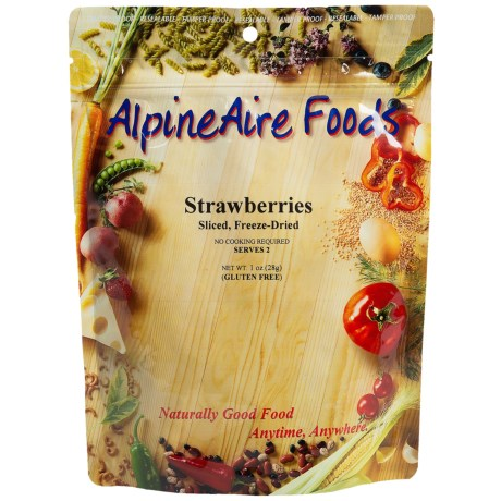 AlpineAire Strawberries - 2-Person