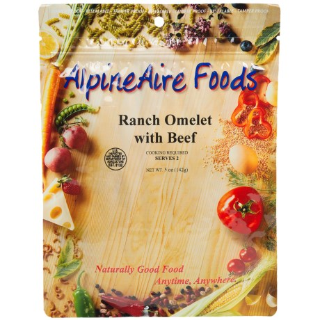 AlpineAire Ranch Omelet - 2-Person