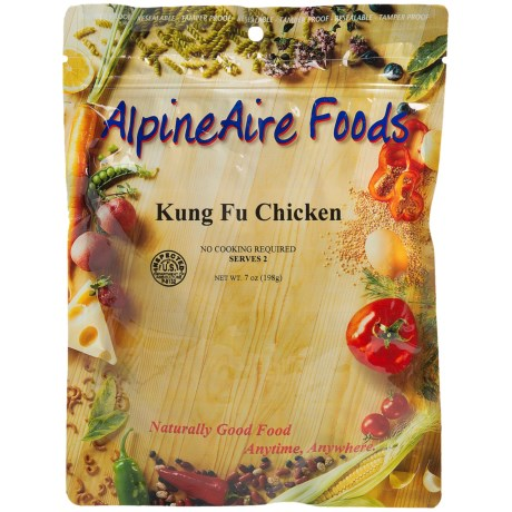 AlpineAire Kung Fu Chicken - 2-Person
