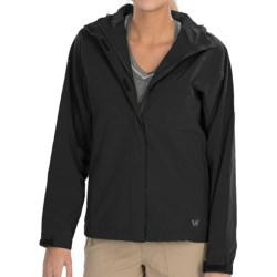 White Sierra Tempest Tek Jacket - Waterproof (For Women)