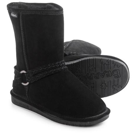 Bearpaw Adele Sheepskin Boots - Suede (For Women)