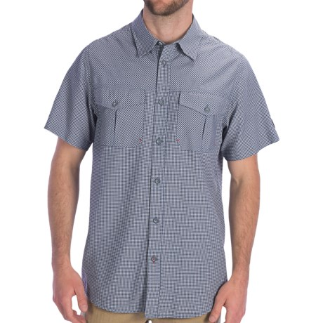 Dakota Grizzly Nate Shirt - Short Sleeve (For Men)
