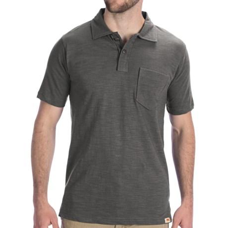 Dakota Grizzly Asher Polo Shirt - Short Sleeve (For Men)