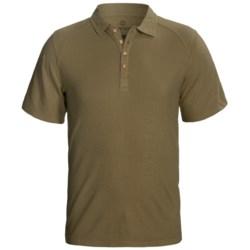 Gramicci Hawkville Organic Polo Shirt - UPF 20, Short Sleeve (For Men)