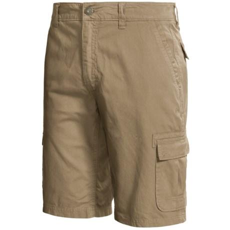 Gramicci Pryor Cargo Shorts - UPF 30, Cotton Twill (For Men)