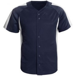 Champion Baseball Shirt - Short Sleeve (For Men and Women)