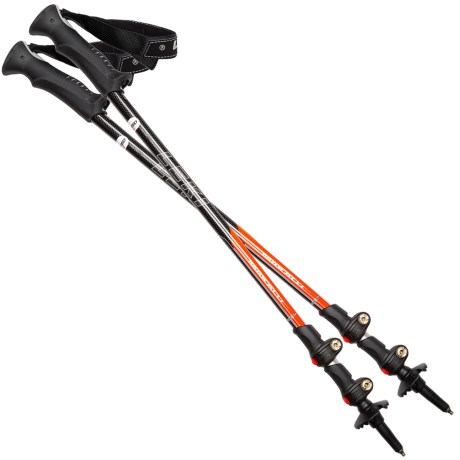 LEKI Torngat SpeedLock Trekking Poles - Pair