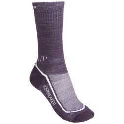 Icebreaker Hike Lite Socks - Merino Wool, Midweight, Crew (For Women)