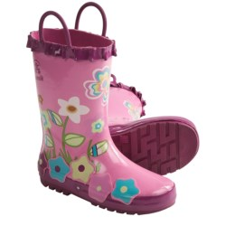 Kamik April Rain Boots - Waterproof, Rubber (For Kids and Youth)