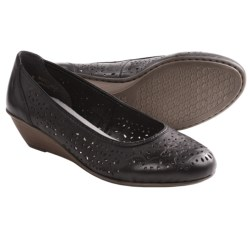 Rieker Mary 65 Shoes - Leather, Wedge Heel (For Women)