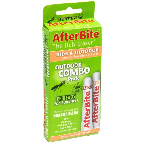 Adventure Medical Kits AfterBite® Treatment Combo Pack