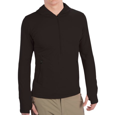 Redington Taylor River Hoodie Shirt - UPF 30+, Zip Neck, Long Sleeve (For Men)