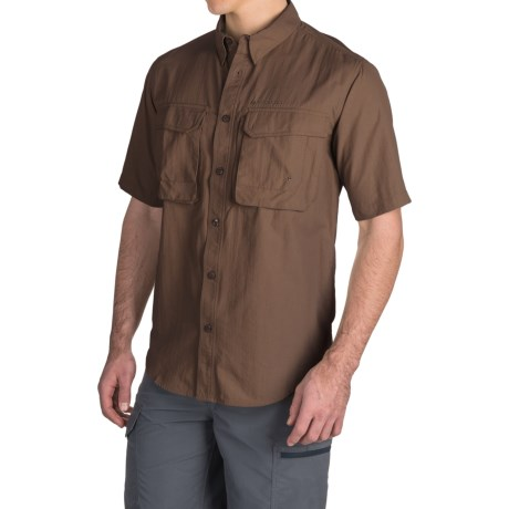 Redington Gasparilla Fishing Shirt - UPF 30+, Short Sleeve (For Men)