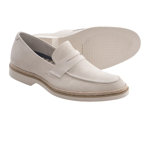 Sperry  Boat Oxford Penny Loafer Shoes - Leather (For Men)