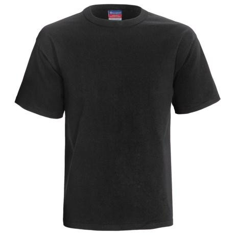 Champion Heritage T-Shirt - 7 oz. Cotton Jersey, Short Sleeve (For Men and Women)