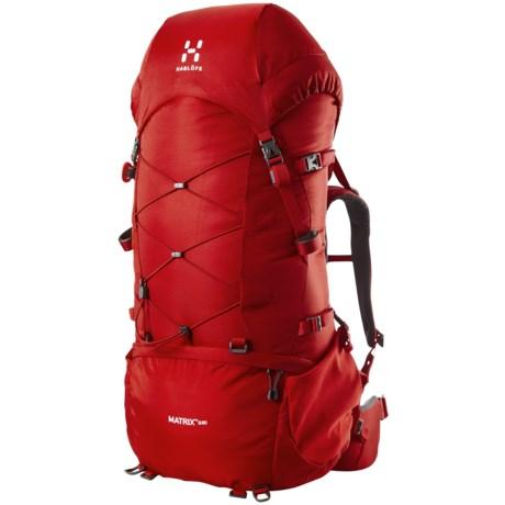 Haglofs Matrix Q60 Backpack - Internal Frame (For Women)